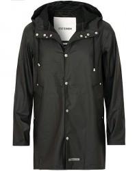 Stutterheim Stockholm Lightweight Raincoat Black men XS