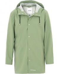 Stutterheim Stockholm Lightweight Raincoat Desert Green men L