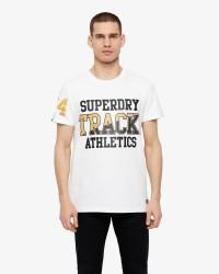 Superdry Super Track Metallic T-shirt