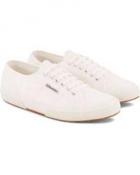 Superga Canvas Sneaker White men 40 Hvid