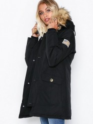 Svea Miss Smith Jacket Dunjakker Black