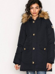 Svea Miss Smith Jacket Dunjakker Marine