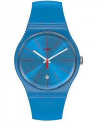 Swatch Lagoonazing men One size Blå