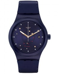 Swatch Sistem Sea Purple men One size Blå