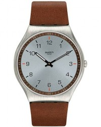 Swatch Skin Suit Brown men One size Brun