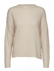 Sweater In Mohair Knit