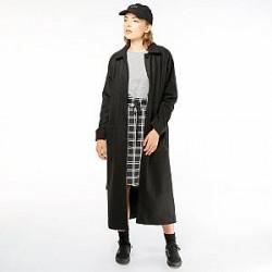 SWEET DENIM Coat - Amarillo