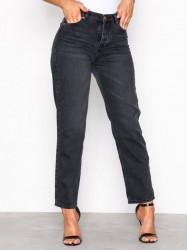 Sweet Sktbs Sweet Yard Used Black Jeans Straight Sort