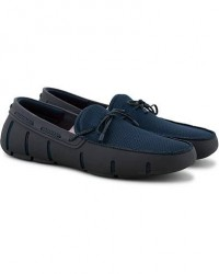 Swims Braided Lace Loafer Navy men 42