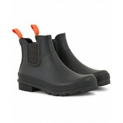 Swims Charlie Rain Chelsea Boot Black
