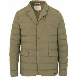 Swims Motion Insulated Blazer Burnt Olive