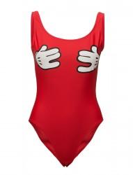 Swimsuit Cartoon Hands