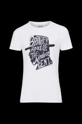 T-shirt Graphic Tee Slub Jersey