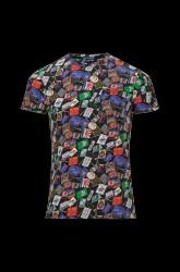 T-shirt med mønster