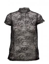 T-Shirt Regular Ss W/Lace