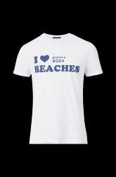 T-shirt Sun Bleached