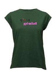 T-Shirt W. Cest Genial
