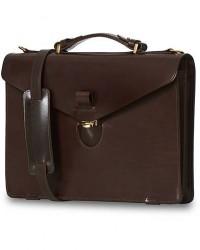 Tärnsjö Garveri TG1873 Briefcase Dark Brown men One size Brun