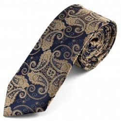 Tailor Toki Blå Paisley Slips