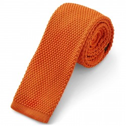 Tailor Toki Orange Strikket Slips