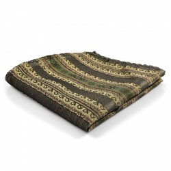 Tailor Toki Stilfuld Lommeklud med mønster