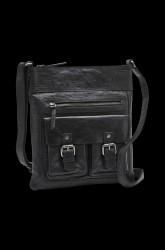 Taske med lommer