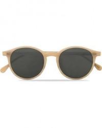 TBD Eyewear Cran Sunglasses Brushed Ivory men One size Hvid,Beige