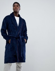 Ted Baker Dressing Gown - Navy