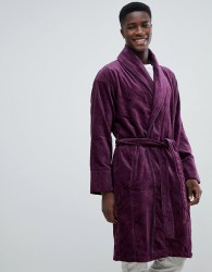 Ted Baker Dressing Gown - Purple