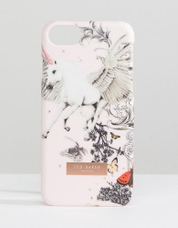 Ted Baker Enchanted Dream iPhone Clip Case - Pink