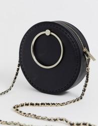 Ted Baker Madddie round bag - Black