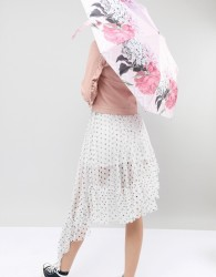 Ted Baker Umbrella in Palace Gardens - Pink