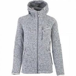 Tenson Glimmer Fleece Hoodie - Damefleece m/hætte