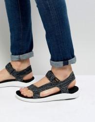 Teva Float 2 Knit Universal Sandals - Black
