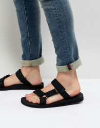 Teva Universal Sliders - Black