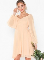 TFNC Long Sleeve Mini Dress Loose fit