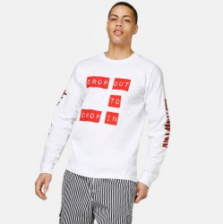 The Duct Tape Years Longsleeve - Drop In To Drop Out