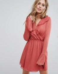 The Jetset Diaries Aurea Mini Dress - Pink
