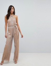 The Jetset Diaries Avalon Jumpsuit - Pink