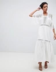 The Jetset Diaries Beachwood Maxi Dress - White