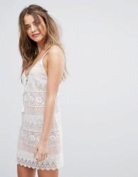The Jetset Diaries Lupita Mini Dress - White