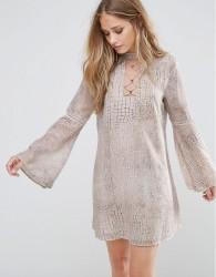 The Jetset Diaries Sobek Mini Dress - Pink