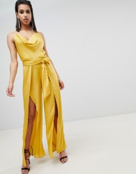 The Jetset Diaries Topaz jumpsuit - Gold