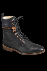 The Lace Up Boot