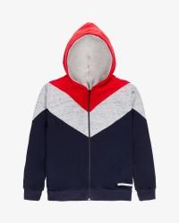 THE NEW Iver Zip sweatshirt