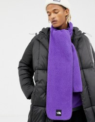 The North Face Denali Fleece Scarf in Purple - Purple