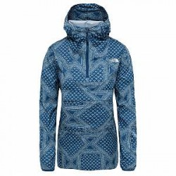 The North Face Fanorak Pullover Anorak - Dame