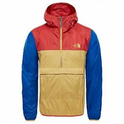 The North Face Fanorak Pullover Anorak - Herre