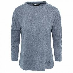 The North Face Inlux 3/4 T-Shirt - Dame