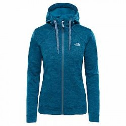 The North Face Kutum Hoodie Fleecetrøje - Dame
